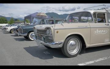 日産セドリック1900はクリフカットのフロント