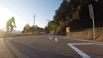 富士五湖エリアは手数の都合で割愛、芦川おごっそう家を後にする頃にはすでに夕方