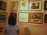 一宮町絵の会「わたしたちの絵画展」