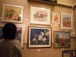 雨宮大和作品展「和紙ちぎり絵」
